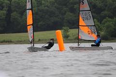 2661 (JamesOakley123) Tags: blue orange water sport sailing pro rs tera