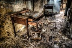 La Facult des Sciences (Batram) Tags: urban abandoned lost la university place decay universit des universitt exploration sciences fac urbex facult pritzer