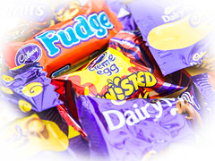 7/116 'Calorific Treats' (Alan Pope) Tags: chocolate 116