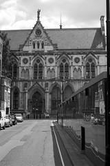 Reflecting on the Courts (IanAWood) Tags: urban cityscapes centrallondon walkingwithmynikon nikondf nikkorafs58mmf14g