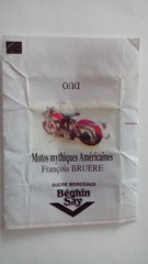 Srie Motos mythiques amricaines - Duo 01 (periglycophile) Tags: france sugar cube series packet say srie sucre motos amricaines morceaux sucrology beghin mythiques priglycophilie