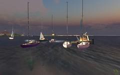 FIYC Night Fever (vivipezz) Tags: sailing sl secondlife if fiyc