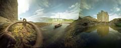 The Art of Cycling (wheehamx) Tags: pinhole blend ayrshire px portencross
