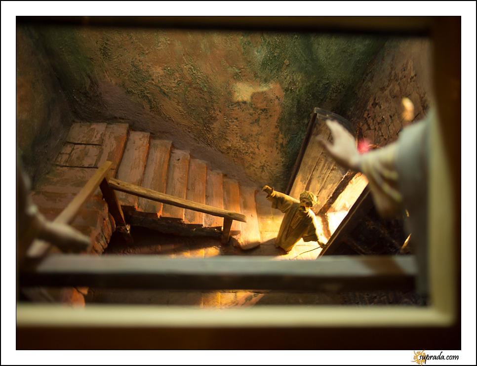 Stairs Diorama - Monastir de Pedrables