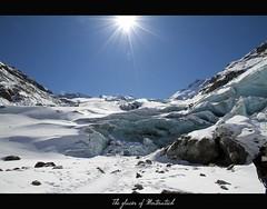 The glacier of Morteratsch (begumidast) Tags: blue schnee winter snow alps color ice nature canon landscape eos schweiz switzerland frozen suisse outdoor natur glacier berge 7d alpen svizzera gletscher eis landschaft efs engadin nationalgeographic landschaften morteratsch wow1 wow2 wow3 wow4 wow5 eflens landschaftsaufnahmen eos7d canoneos7d graubünden begumidast efs1585mmf3556isusm efs1585mm mygearandme artistoftheyearlevel2 musictomyeyeslevel1