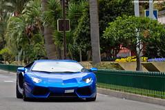 Lamborghini Aventador (Gaetan   www.carbonphoto.fr) Tags: auto santa blue car french amazing nikon riviera top south automotive bull monaco coche marques lamborghini f28 supercar rocher agata sud 2012 80200mm d90 principaut hypercar worldcars aventador lp700 lp7004 carbonphotofr