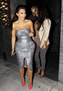 Kim Kardashian leaving Nobu in West Hollywood West Hollywood, California - 18.04.12 Mandatory Credit: Hailey