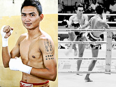 thai boxing - thailand (Emmanuel Catteau photography) Tags: boy portrait sport thailand foot fight asia fighter photographer hand bangkok south reporter young folklore ring traveller national thai planet conde lonely boxing tradition combat geo muay geographic fit nast boxe wwwemmanuelcatteaucom