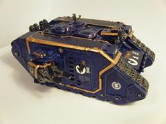 Space Marine Land Raider (AKASteveUK) Tags: 40k warhammer gamesworkshop spacemarine landraider unitymarines
