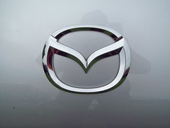 230 Mazda Badge (robertknight16) Tags: japan badges mazda