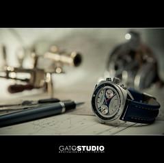 Okeah Final Edition (y II) (Gatstudio) Tags: cuerda watch corona reloj manual russian ruso mecanico crono 3133 poljot cronmetro okeah
