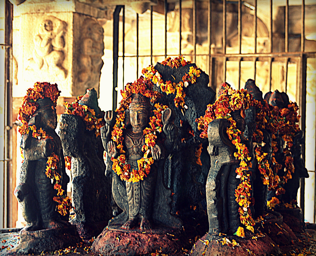 The World's Best Photos of bhoganandishwara and temple