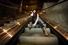 (awallphoto) Tags: arizona portrait phoenix hair 28mm escalator az olympus nightshoot ft zuiko f4 43 e5 shg 7mm ultrawideangle zd 14mm fourthirds awall 714mm aaronwallace awallphoto awallphotocom
