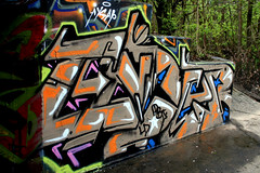ENDER (Hahn Conkers) Tags: columbus ohio graffiti pbj ld ender