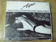 原裝絕版 1991年  11月6日 杉本 彩 Aya Sugimoto 私生活 CD 原價 3000yen 中古品 3