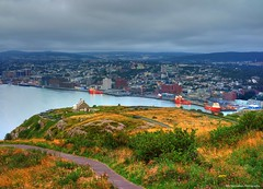 st john's blockhouse (Rex Montalban Photography) Tags: newfoundland stjohns hdr photomatix rexmontalbanphotography theviewfromsignalhill