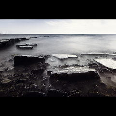 Kimmeridge Bay (Dkillock) Tags: sea seascape david beach 35mm canon landscape eos bay coast rocks soft long exposure dof bokeh mark wide perspective shift wideangle full devon filter ii frame 5d 24mm fullframe grad tilt ef hitech tse kimmeridge mkii bicolor ledges f35 bicolour dorest llens 3stop 10stop nd30 killock 5dmarkii 5d2 09nd 5dmkii dkillock davidkillockphotography prostop canonef24mmf35ltseii