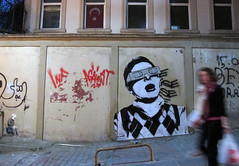 istanbul (-icy-) Tags: street urban art up turkey stencil paste istanbul iranian icyandsot