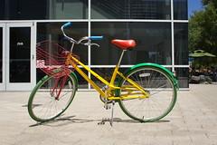 Google Bike (individual8) Tags: usa bike bicycle june google unitedstates mountainview 2012