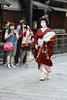 Mameharu (Red Cherry Tree) Tags: japan kyoto geiko geisha gion mameharu