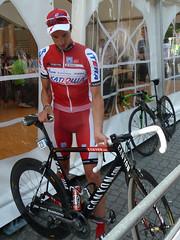 . (ЯAFIK ♋ BERLIN) Tags: berlin cyclist 2012 skoda bulge katusha velothon rüdigerselig jungprofi