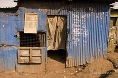 Kibera Slum - Map Kibera (www.viajesyrelatos.com) Tags: kibera slum