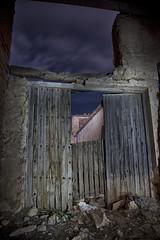 La Puerta (Pepe Palao) Tags: espaa paisajes naturaleza rural fotos polar casas nocturnas imgenes puestasdesol yecla fotosnocturnas casasrurales casasabandonadas regindemurcia circumpolares jopachi pepepalao