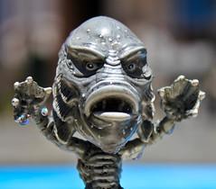 Creature from the Sea? (supirvillain) Tags: ocean sea macro water monster waterdrops creature macromondays supirvillain