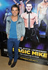 Joe McElderry, 'Magic Mike' European Premiere at the May Fair Hotel London, England