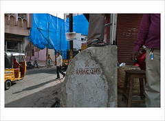 untitled-0121_small (swarat_ghosh) Tags: auto street blue shadow people india person nikon asia hand legs wide streetphotography hyderabad tamron d3000 1024mm