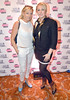 Jacqueline Honer Sullivan, Tara O'Brien Amanda Byram launches the Dublin Fashion Festival at The Westin Hotel Dublin, Ireland