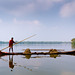 Kerala boatman