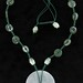4065. Jade Pendant Necklace