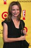 Calista Flockhart, PS Arts 'Express Yourself 2008' held at Barker Hanger Santa Monica, California, USA