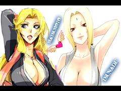 Tsunade and Matsumoto (TsunadeMatsumoto) Tags: anime cute sexy girl mujeres ecchi hentai eroticanime loveanime tsunadeandmatsumoto tsunadesenju nenaanime animemujer