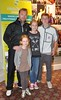 Ronan Keating with children, Jack, Missy and Ali The 13th Marie Keating Foundation - Celebrity Golf Classic at the K-Club Kildare, Ireland