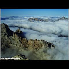 Holocene II (Jose Regueiro) Tags: clouds spain paradise asturias nubes montaa picosdeeuropa torrecerredo