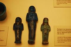 Shabtis from Deir el Bahri (konde) Tags: faience tip shabti ancientegypt deirelbahri ushabti 21stdynasty thirdintermediateperiod nationalarchaeologicalmuseumathens maatkara nesikhonsu henytawy