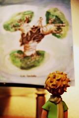El principito y los baobabs (-Patri-) Tags: little prince principito petit baobabs