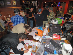 Did we mention the HUGE raffle? TAMBA Party 2012 (TAMBA Tahoe) Tags: november party mountain bike year tahoe biking area end association 2012 tamba