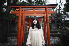 Mystery Tour (TAKAGI.yukimasa1) Tags: portrait people woman cute girl beauty canon eos japanese cool fineart mysterious asiangirl