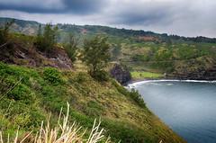 Rural West Maui (rschnaible) Tags: ocean usa seascape water landscape hawaii us pacific outdoor maui cliffs shore tm western tropical tropics