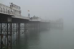 Palace Pier (Jonesxxx) Tags: fog brighton palacepier