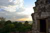 AK_PhnomBakheng_04 (chiang_benjamin) Tags: sunset tower temple ruins cambodia religion angkorwat phnombakheng