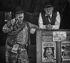 Little Tombstone (ddimblickwinkel) Tags: wild bw white black dresden blackwhite nikon cowboy outdoor may sachsen western karl sw schwarzweiss tamron indianer d300 radebeul d300s