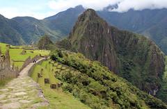 Inca trails (Imthearsonist) Tags: heritage tourism peru southamerica nature inca architecture wonder landscape tour cusco culture trails places historical roads traveling tradition macchupicchu destinations canoncamera canonreflext3i