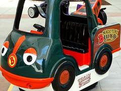 Magic Time Buddy (e r j k . a m e r j k a) Tags: amusement whimsy ride figure towtruck erjkprunczyk