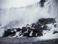 Base of the Falls (RandyFinch) Tags: newyork bridalveilfalls americanfalls maidofthemist niagarafalls
