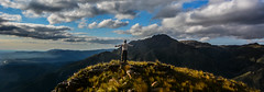 PLEGARIA A LA INMENSIDAD (Marina Balasini) Tags: blue sky naturaleza mountains nature argentina flickr explore serenidad