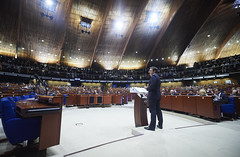 Session of the Parliamentary Assembly,  June 2016..Session de l'Assemble Parlementaire,  juin 2016. (Council of Europe/Parliamentary Assembly) Tags: france democracy europe strasbourg council humanrights ruloflaw